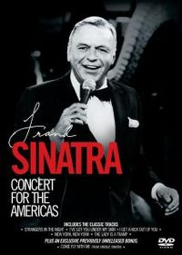 Cover Frank Sinatra - Concert For The Americas [DVD]